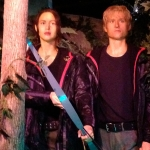 The Hunger Games Wax Figures