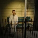 Tom Hanks in Forest Gump Wax Figure