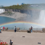 Rainbow Shot with Niagara Falls