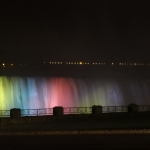 The Illumination of Niagara Falls