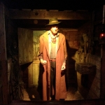 Wax Figure at the Movieland Wax Museum
