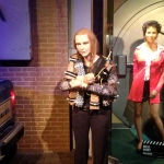 Wax Figure of Actress at Niagara Falls Movieland Wax Museum