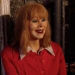 Wax Figure of Actress at Niagara Falls