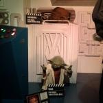 Yoda Wax Figure