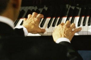 Doug Bates Piano Man
