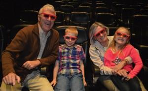 3D/4D Falls Movie
