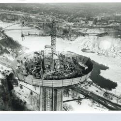 Construction Began for Skylon Tower