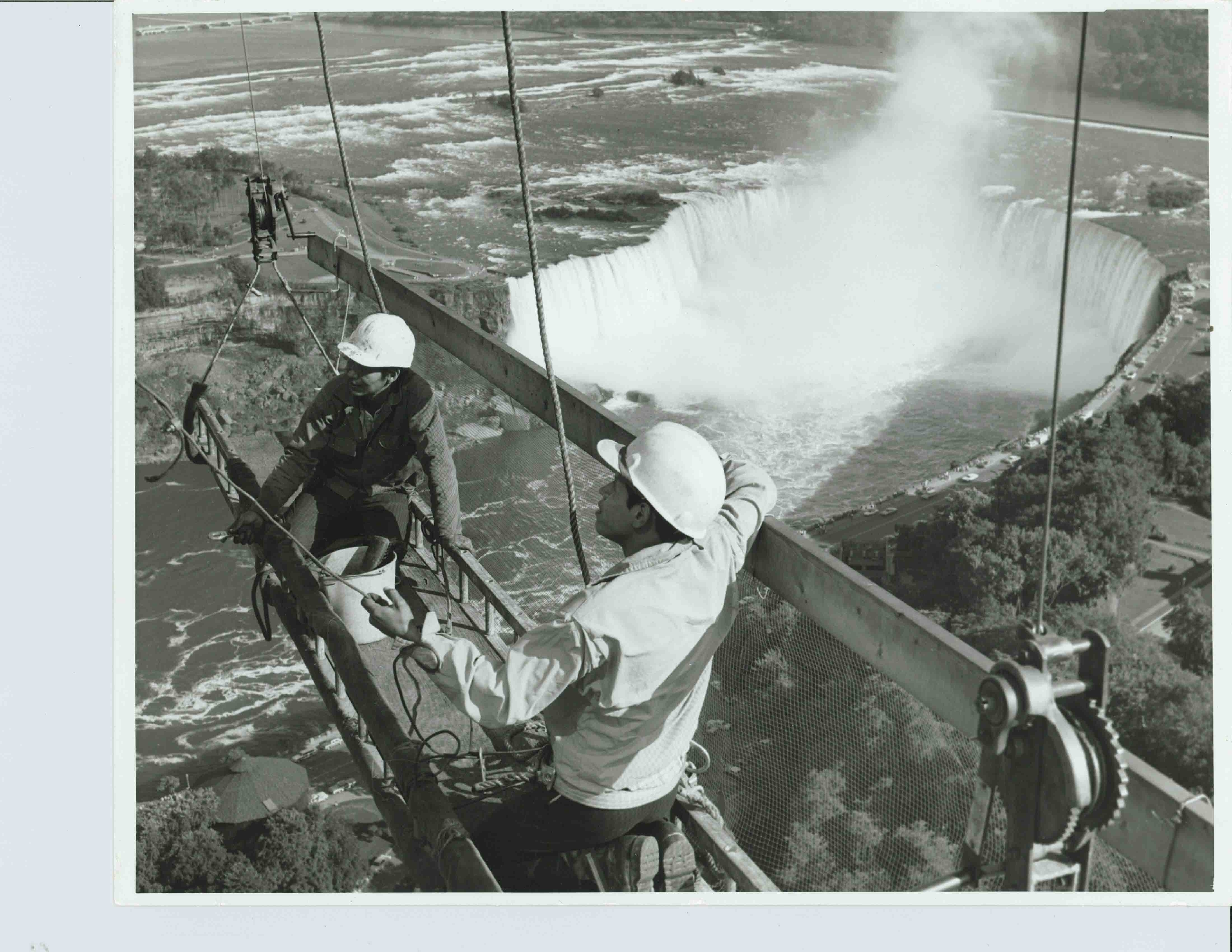 Construction Began for Skylon Tower