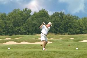 Golfing in Niagara