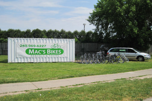 Mac's Bike Tours