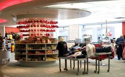 Shopping at Skylon