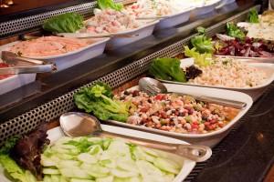 Skylon Tower Dinner Buffet Menu