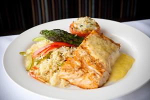 Skylon Early Dinner menu fish