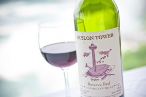 Skylon tower Ontario Wine