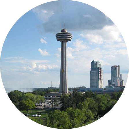 Skylon Tower Timeline