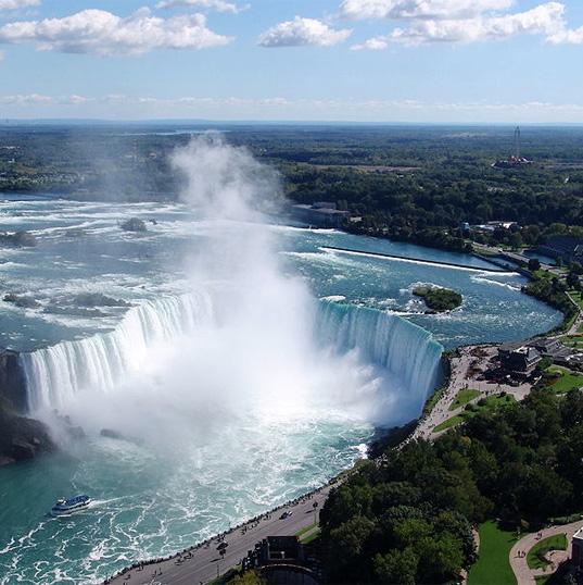 The Skylon Tower Best View Of Niagara Falls Niagara Falls