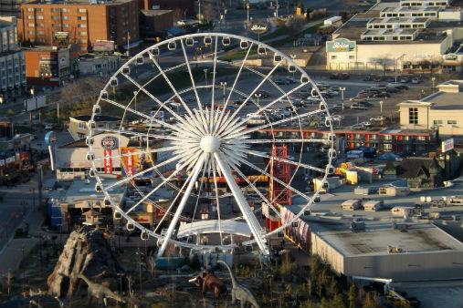 Niagara Falls Attractions Niagara Ferris Wheel