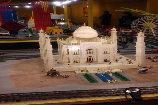 Brick City Legoland Niagara Falls Skylon Tower