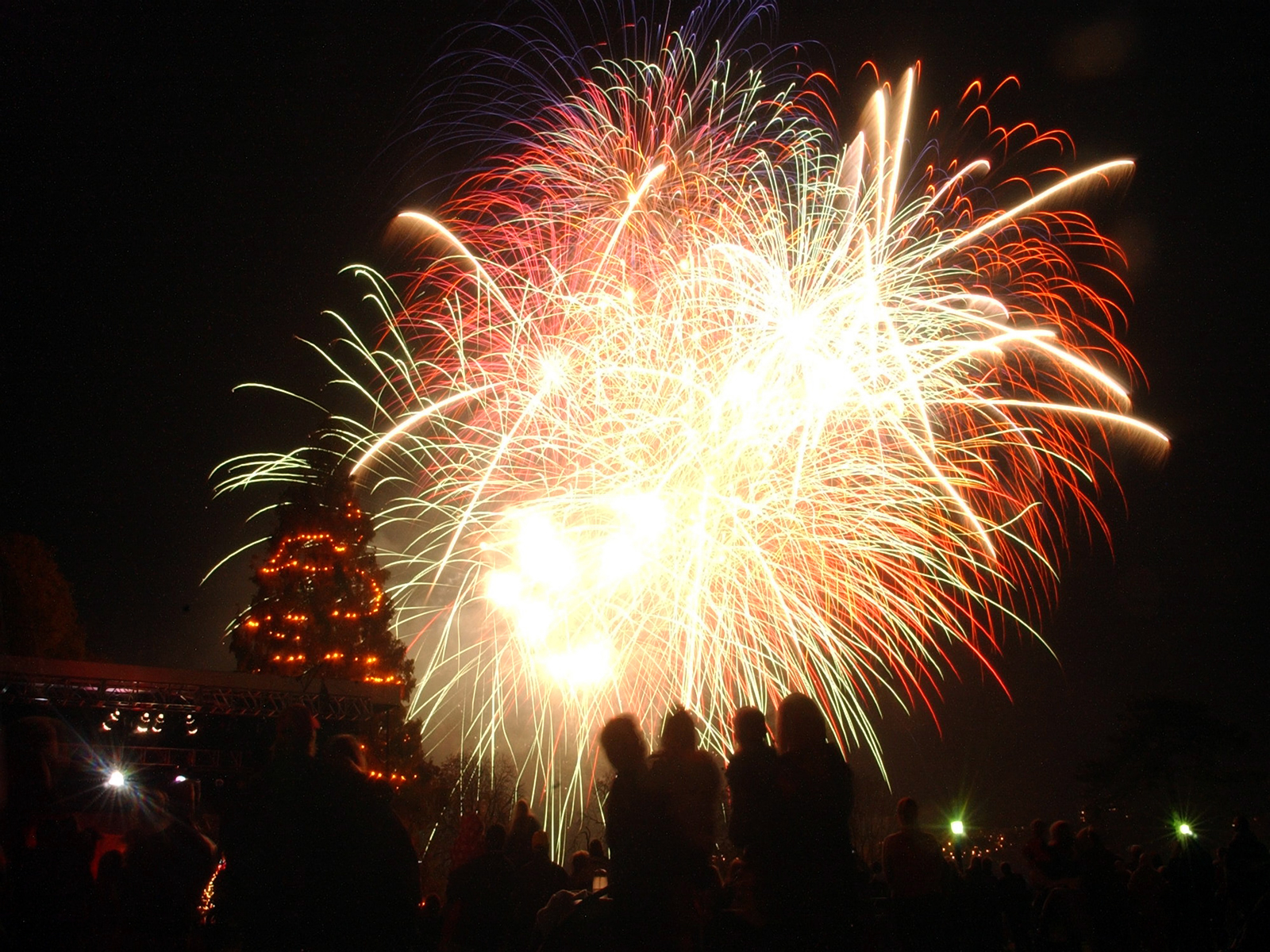2014 Niagara Falls New Year's Eve Celebration
