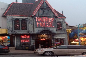 The Haunted House in Niagara Falls