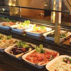 Summit Suite Buffet Food 250x250