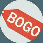 bogo tag logo