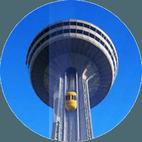 Niagara Falls Canada Skylon Tower