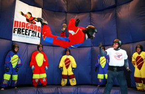 Niagara Freefall and Interactive Center
