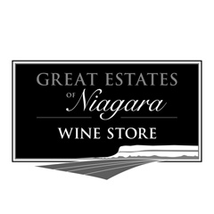 Great Estates of Niagara Wine Store logo
