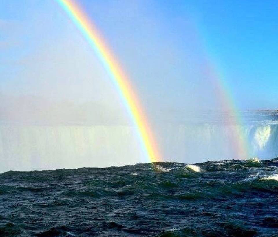 Rainbows Over Niagara Falls Niagara Falls Canada