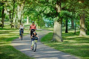 Cycling in Niagara