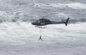 Erendira Wallenda Niagara Falls Stunt 2017