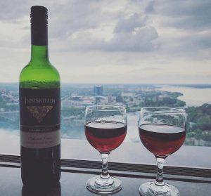 Niagara Wine Pairing Skylon Tower
