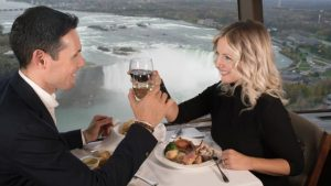 Date Night at the Skylon Tower