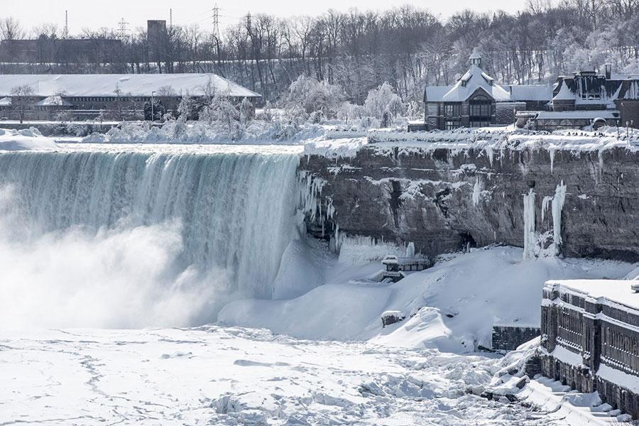 Niagara Falls Stories and News - Skylon Tower - Skylon Tower