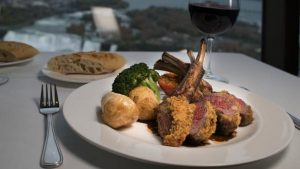 Skylon Rack of Lamb