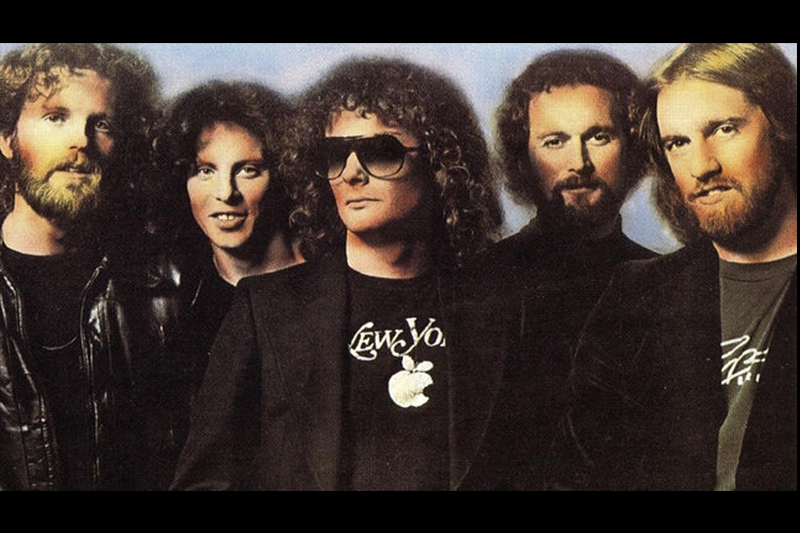 April Wine Performs at Live by the Falls
