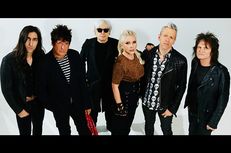 Blondie at the Fallsview Casino