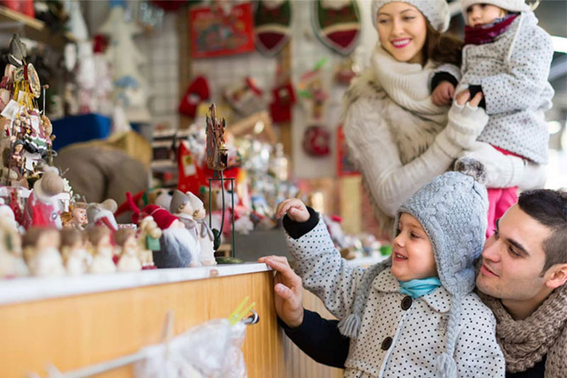 Niagara Falls holiday Marketplace