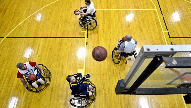 Parasport Game