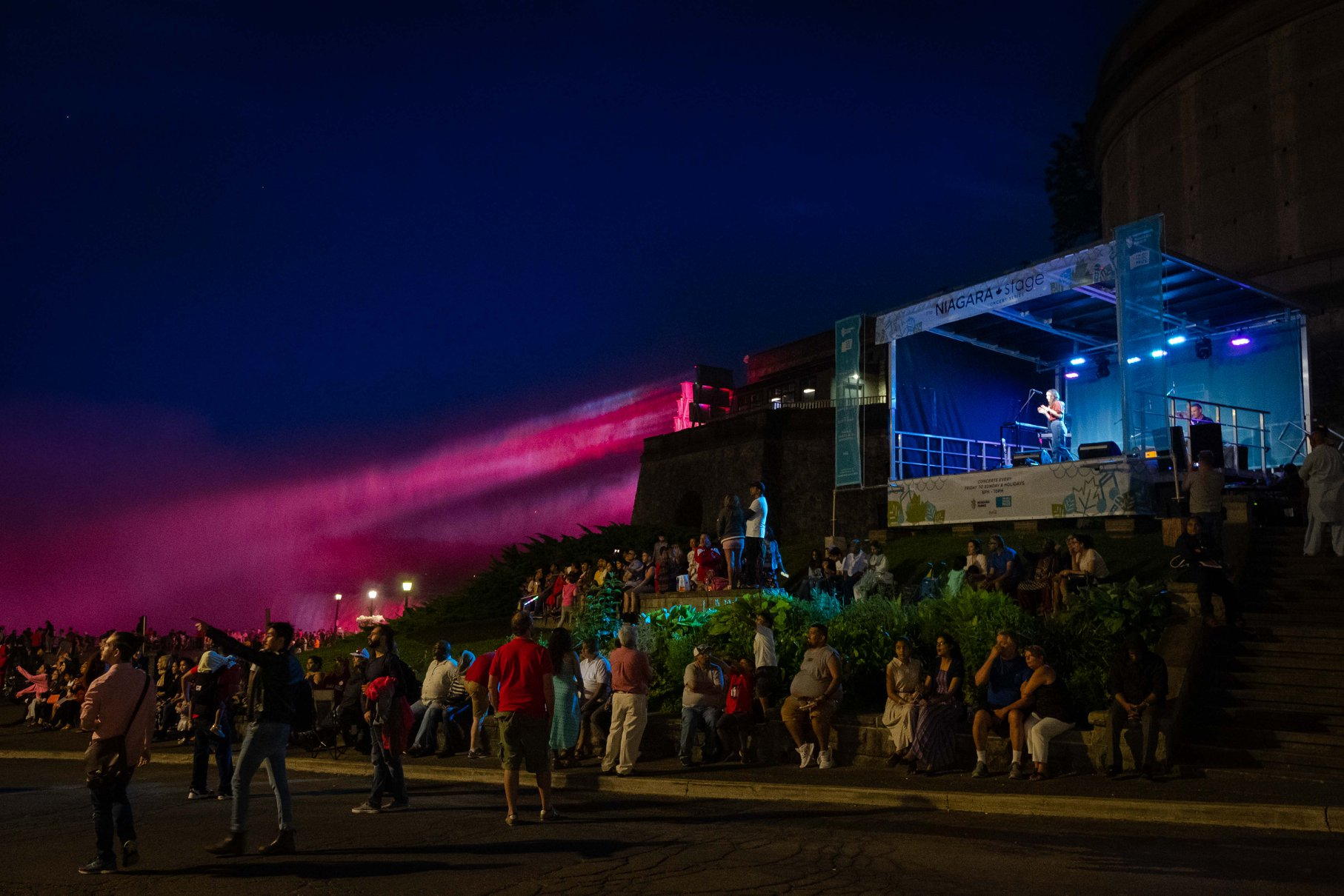 Niagara Stage Concerts
