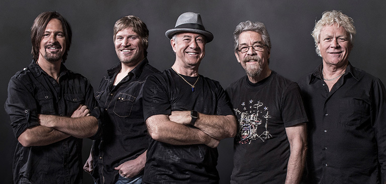 Credence Clearwater band members