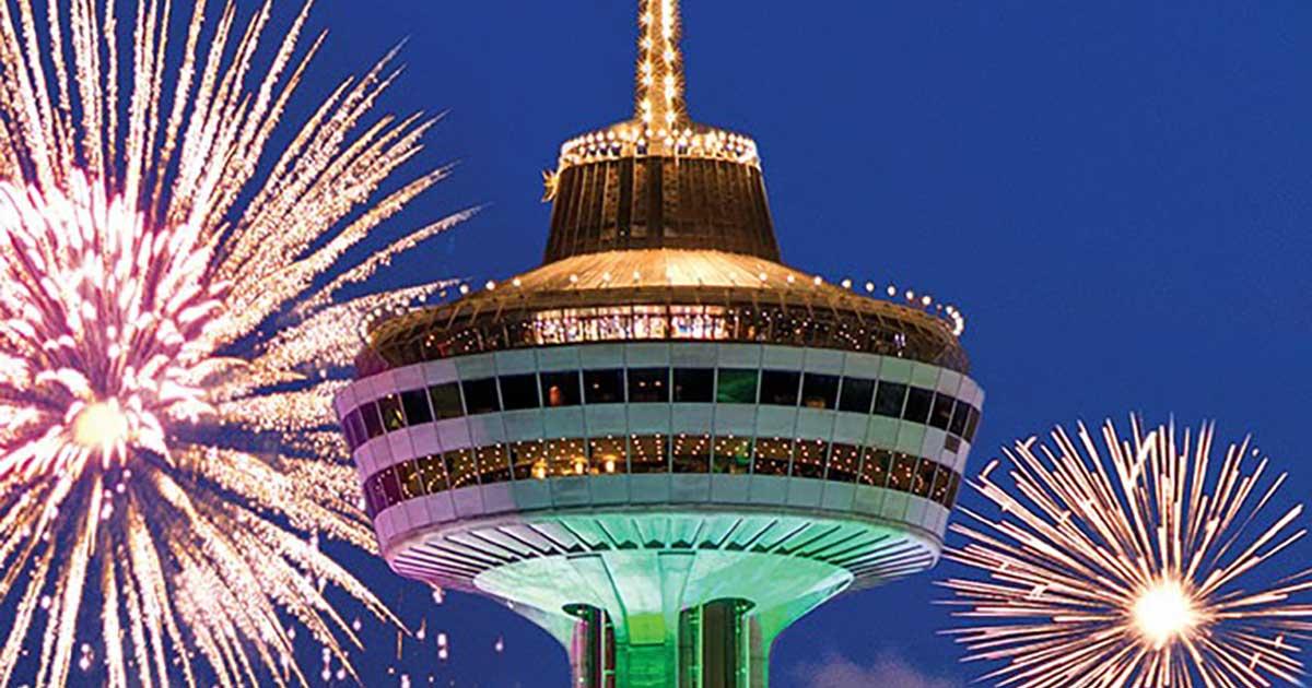New Year S Eve In Niagara Falls Celebratory Dining