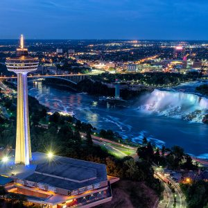 Skylon Tower - Niagara Falls