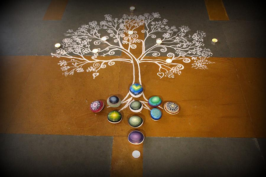 Folk art design