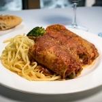 Skylon Tower Vegetarian Meal